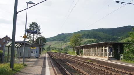トレヒティングスハウゼン駅